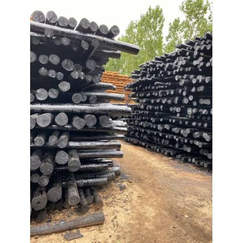 通讯油木杆厂家