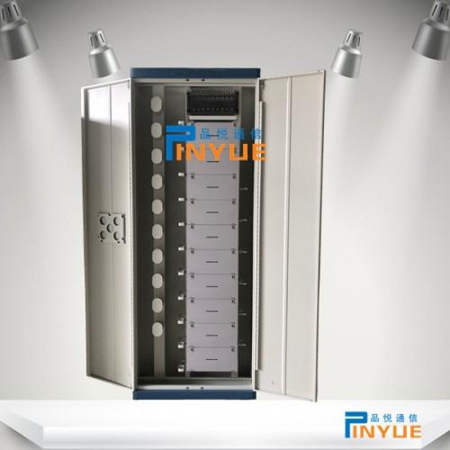 720芯光纤机柜安装说明