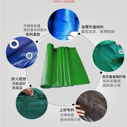 电焊专用防火布生产厂家15831686085