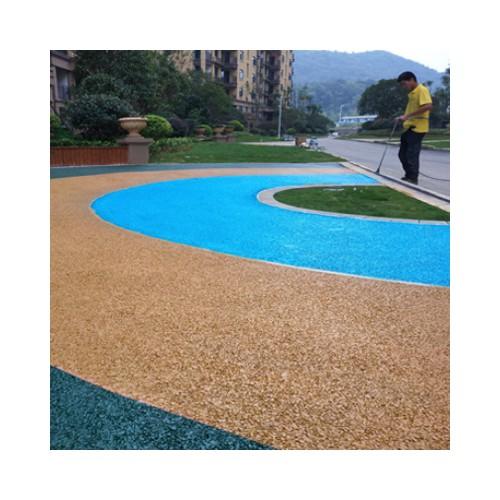 梧州海绵城市透水混凝土透水地坪价格