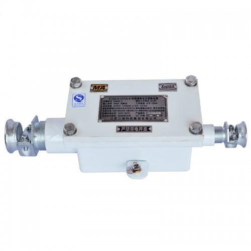 KDG2.5/127V 矿用隔爆兼本安型断电器