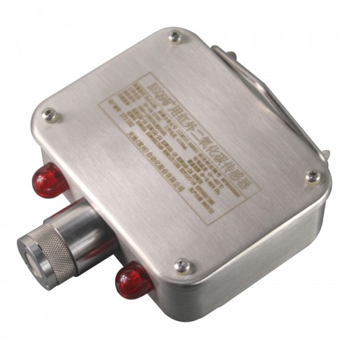 KGQ9矿用红外二氧化碳传感器 天地常州 RS485信号输出