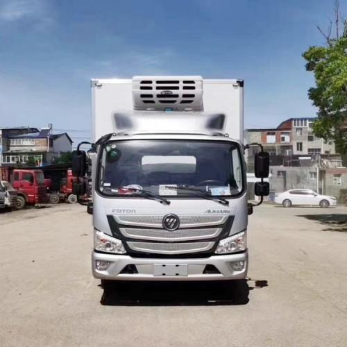 4.2米651马力国六冷藏车