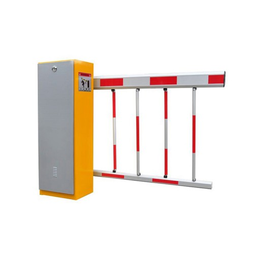 停车场自动道闸门 单杆道闸机 栏栅道闸机