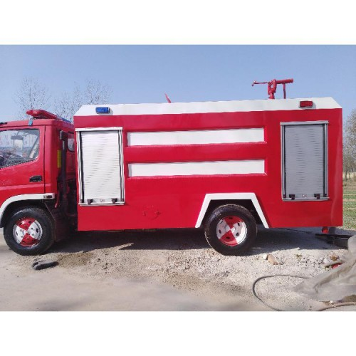 消防车厂家 水罐消防车 小型水罐消防车