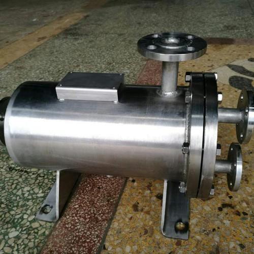 不锈钢管式换热器 列管式换热器