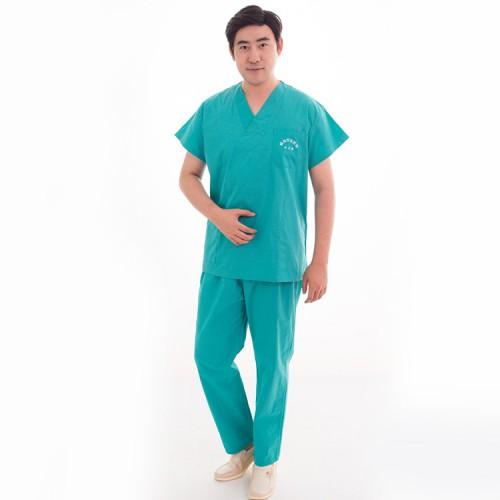 刷手服手术室工作服 手术衣厂家