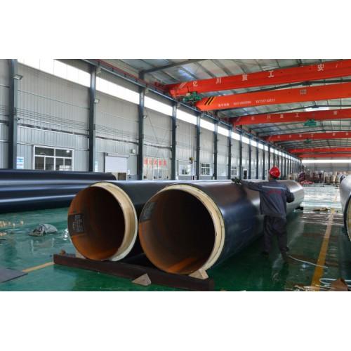 预制直埋聚氨酯保温钢管生产厂家