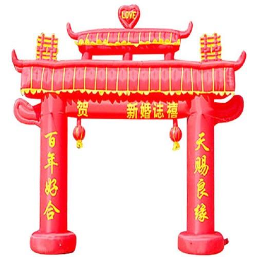 充气拱门 拱门