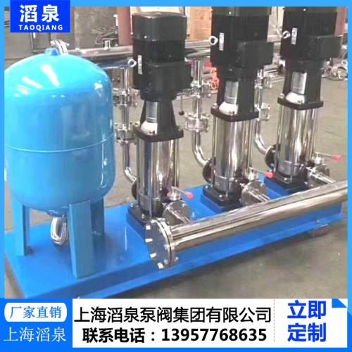 恒压供水设备 变频泵 恒压变频供水设备