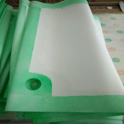 过滤毛毡  绿色化纤毡