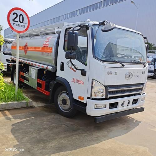 厂家直销油罐车 解放10方8吨流动加油车价格实惠