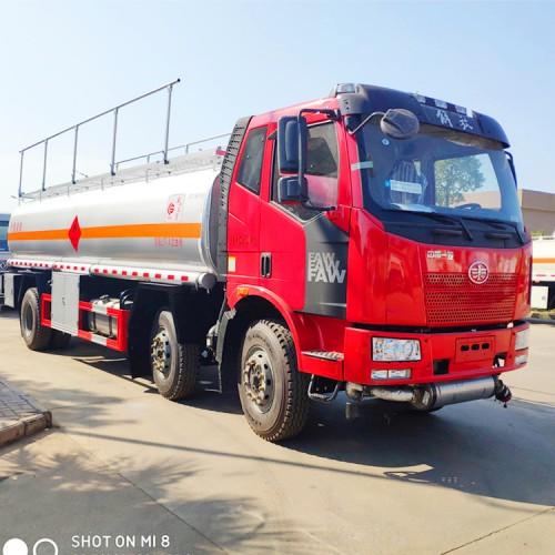 油罐车 铝合金25方16吨运油车