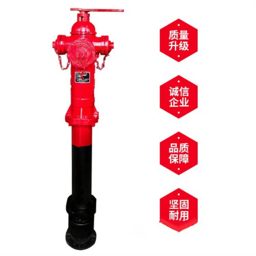 山东SSFW150/65-1.6防冻防撞稳压地上消火栓_