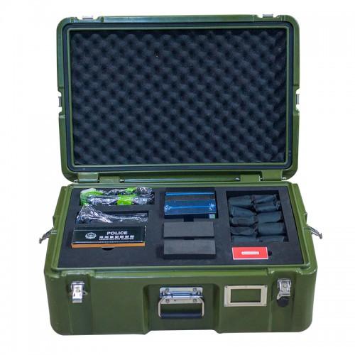 滚塑厂家生产执法器材箱 滚塑军用箱定制