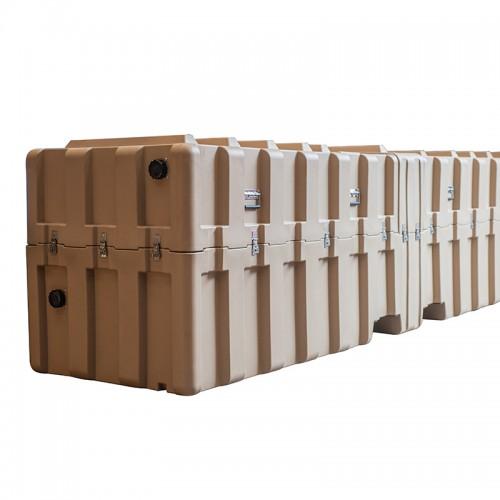友特厂家生产批发大型滚塑箱 长条箱批发