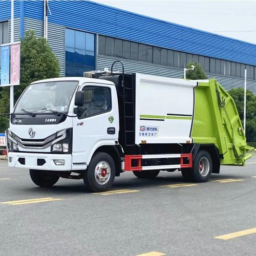垃圾车 压缩式垃圾车 环卫垃圾车