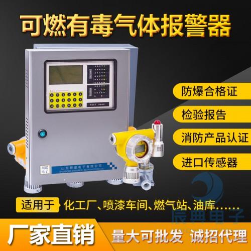 可燃气体报警器价格