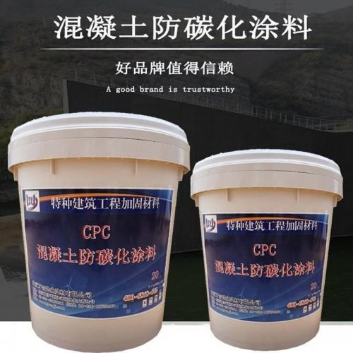 防碳化涂料 混凝土防碳化涂料厂家