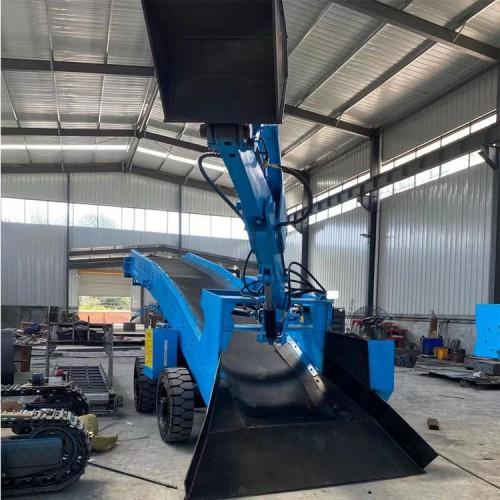 矿用60扒渣机 油电混合扒渣机 矿山挖掘装载设备 厂家直销