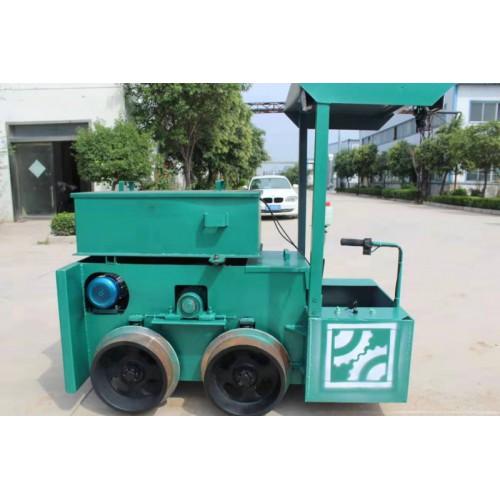 2吨矿用牵引机车 小型蓄电池电机车 金属矿用轨道车 厂家直销
