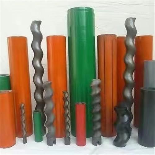 D6-3定子转子砂浆喷涂机配件原装进口腻子石膏砂浆螺杆泵
