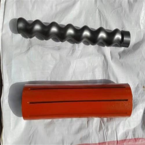 厂家供应螺杆泵橡胶定子转子砂浆喷涂机螺杆配件GRC设