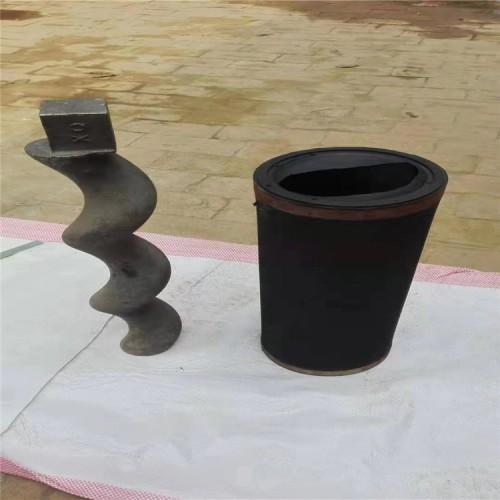 【砂浆喷涂机转子定子、螺杆泵配件河北旭晓耐磨材料有限公司】