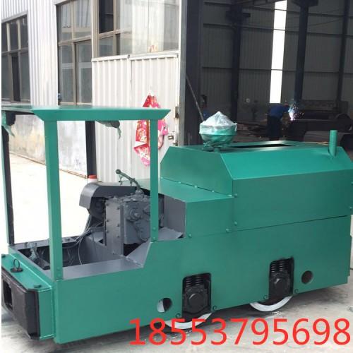 矿用2吨柴油机车 二级过滤柴油牵引车 矿山柴油矿车