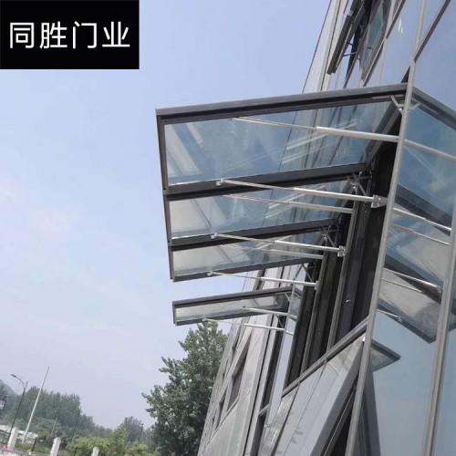 消防排烟窗 铝合金消防排烟窗