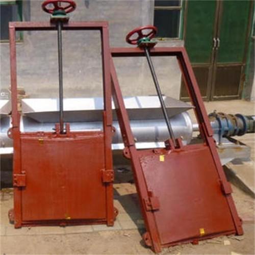 海鹰 插板闸门 铸铁机闸一体闸门 灰口铸铁闸门 刚性强耐高压
