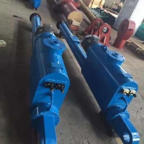海鹰 液压式启闭机 机电液仪一体化 定制 水利液压启闭机