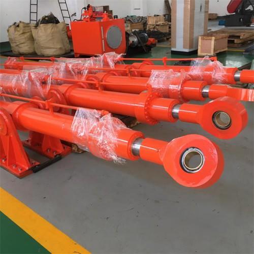 海鹰 顶推式液压启闭机 定制堤坝液压式启闭机 自动缓冲启闭机