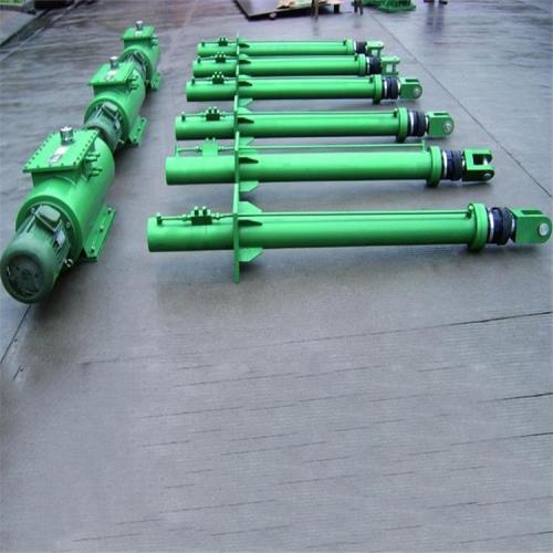 海鹰 电动液压启闭机 定制 同步液压式启闭机 机电液仪一体化