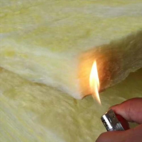玻璃棉板 A级防火玻璃棉