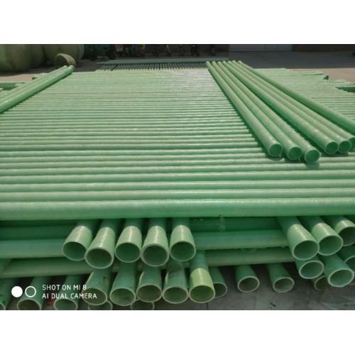 吉林玻璃钢化工管道夹砂管道通风管道