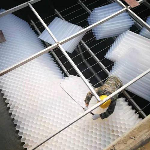 饮用水处理斜管填料