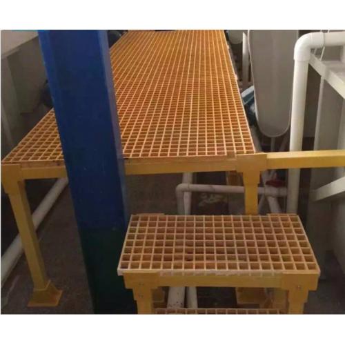 玻璃钢格栅4S店养殖场格栅树篦子洗车房格栅