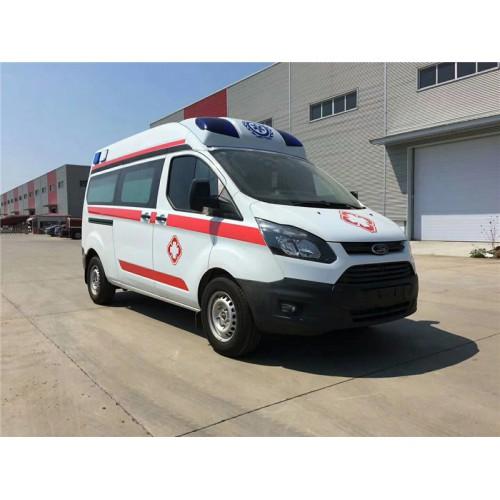 福特新全顺120救护车价格厂家