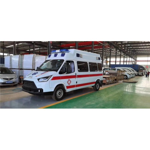 可信赖的金杯海狮监护型救护车市场价格