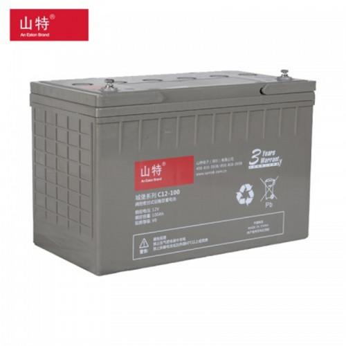 山特蓄电池12V65/100/120/200AH全国销售安装