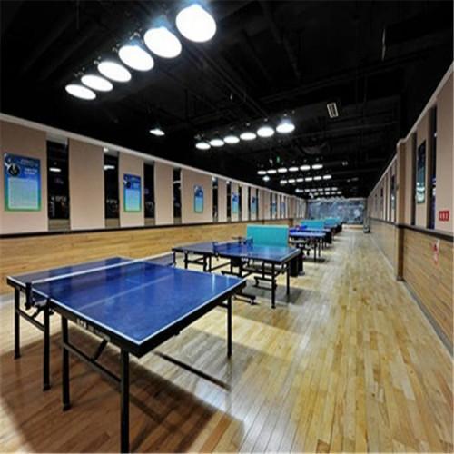 乒乓球木地板 实木运动地板
