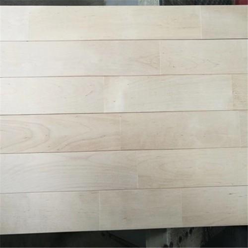 体育运动木地板 桦木木地板体育专用