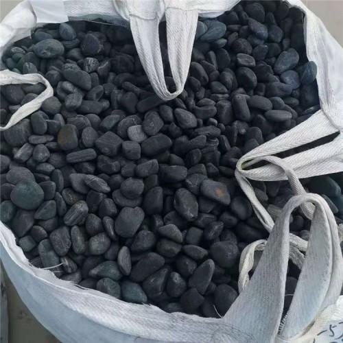 鹅卵石  黑色雨花石  黑色鹅卵石厂家