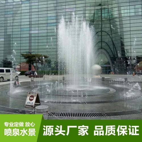 喷泉厂家 免费设计 安装调试 山韵园林