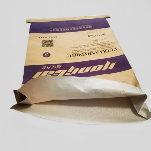 牛皮纸编织袋 复合编织袋定制 精选厂家