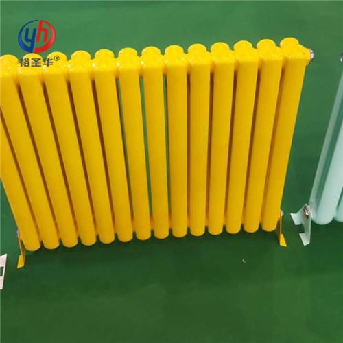 UR4007-500钢二柱暖气片一平米散热