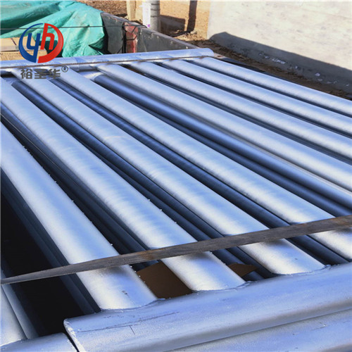 D133-6-1双排光面散热器图纸