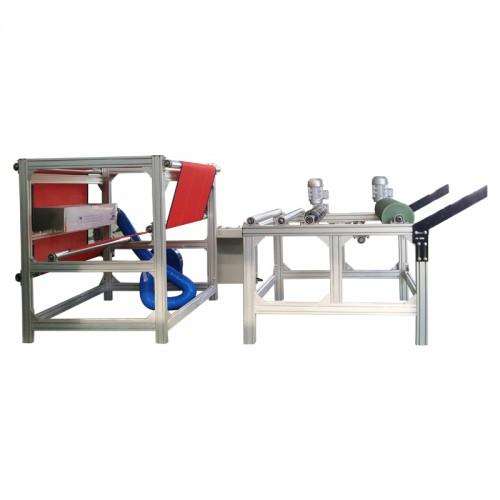 输送分切复卷机 全自动无纺布输送分切复卷机