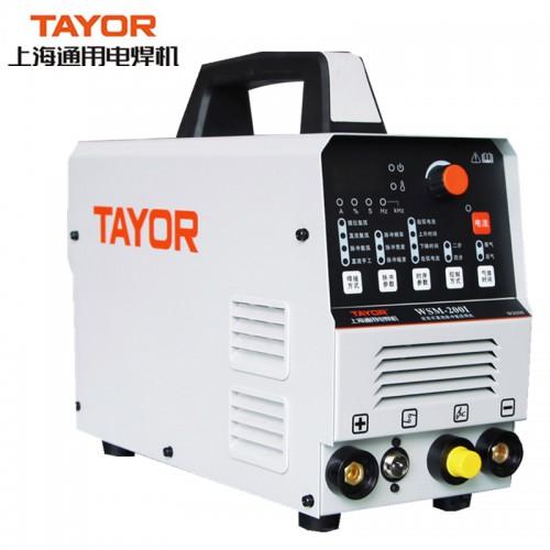 上海通用氩弧焊机WSM-250I400T脉冲氩弧焊 手氩两用